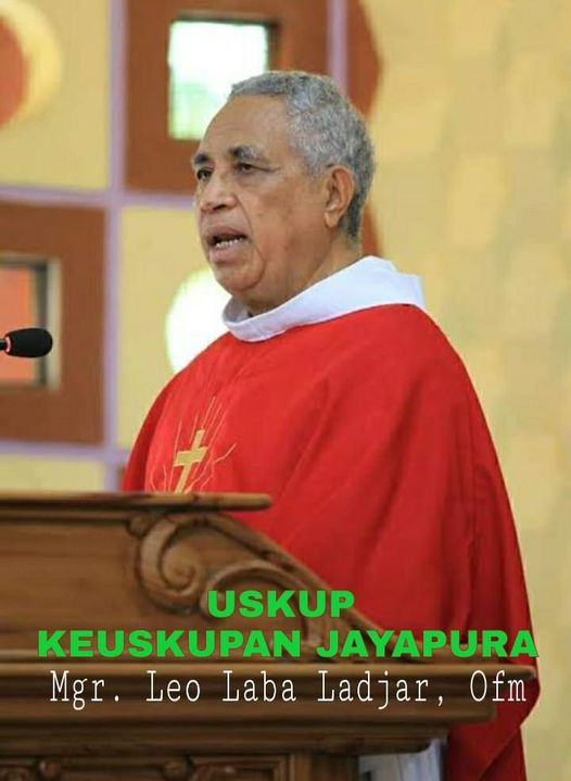 Jangan Menutup Misi Gereja Katolik: Mgr Leo Laba Ladjar, Ofm